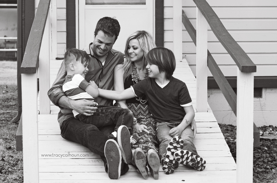Tulsa family session